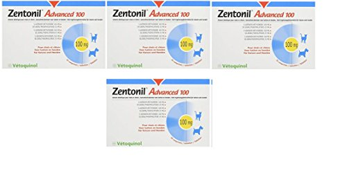 Zentonil Advanced 100-4 x 30 Tabletten (120 Tabletten)