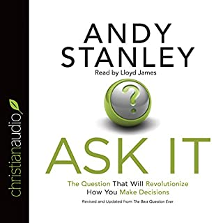 Ask It audiobook cover art