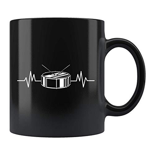 N\A Taza para Caja, Regalos para Caja, Taza para batería, Regalos para batería, Regalos para batería, Regalos para batería, Regalos para Caja, Taza de café de cerámica de 11 oz