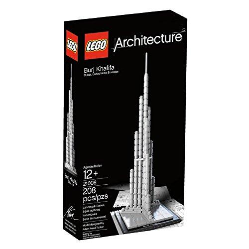 LEGO Architecture Burj Khalifa Dubai 21008 (japan import)