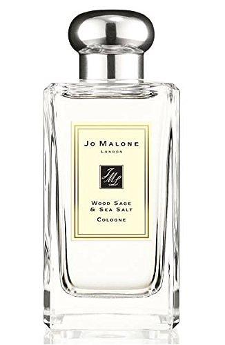 Jo Malone Fragrance Colonge Spray for Unisex 100ml/3.4 Fl oz. with Box - Wood Sage & Sea Salt