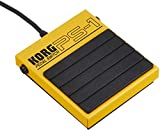 KORG PS-1 Single Momentary Pedal Footswitch for MIDI Keyboard...