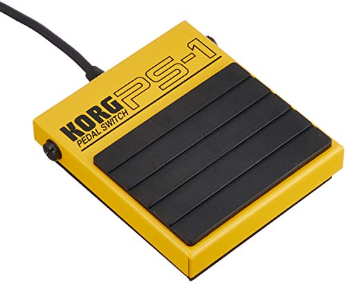 KORG PS1 Single Momentary Pedal Footswitch for MIDI Keyboard