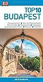 Top 10 Reiseführer Budapest: mit Extra-Karte und kulinarischem Sprachführer zum Herausnehmen