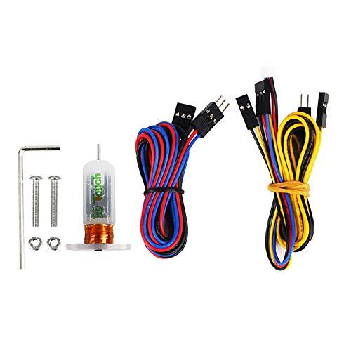 Beada Impresora 3D Prensa 3D Sensor Automático De Nivelación De Cama Sensor Prensa 3D para Anet A8 Tevo Reprap Mk8 I3