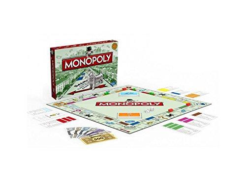 Hasbro Monopoly Clásico Barcelona C1009118