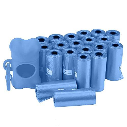25x Bolsas Blanca LPDE de Plástico para el cultivo 54,5cm 44L