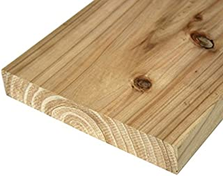 DIY素材 国産杉(新材) 厚32×幅185×長さ200mm(20cm) 無塗装