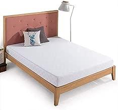 Zinus 6 Inch Gel-Infused Green Tea Memory Foam Mattress / Cooling Gel Foam / Pressure Relieving / CertiPUR-US Certified / Bed-in-a-Box, Full