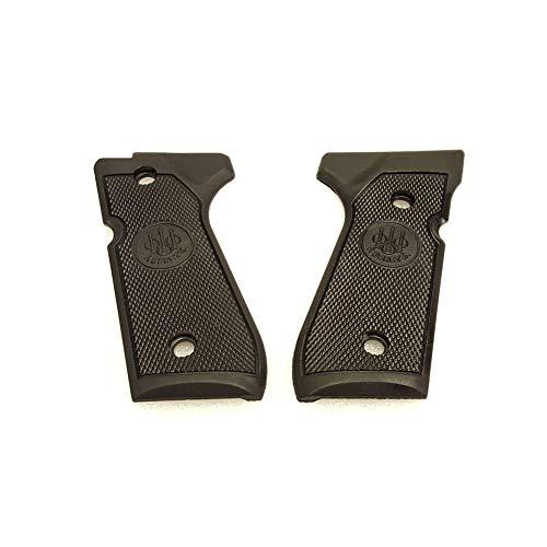 BERETTA JG92FSP Replacement For Beretta 92/96 Series Original Plastic Matte Black Handle Set