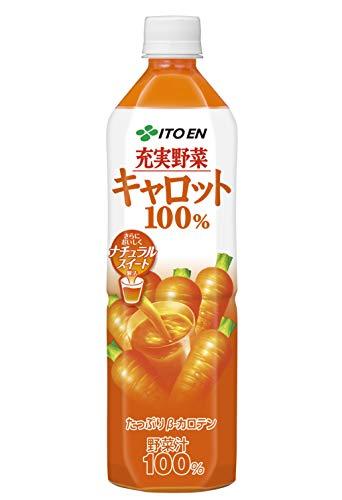 伊藤園 充実野菜 キャロット100% 930g×12本