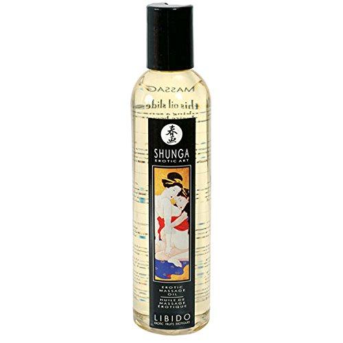 3. Aceite de masaje erótico Shunga Erotic Massage Oil Libido