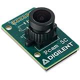DIGILENT PCAM 5C : 5MP固定フォーカスカラーカメラモジュール