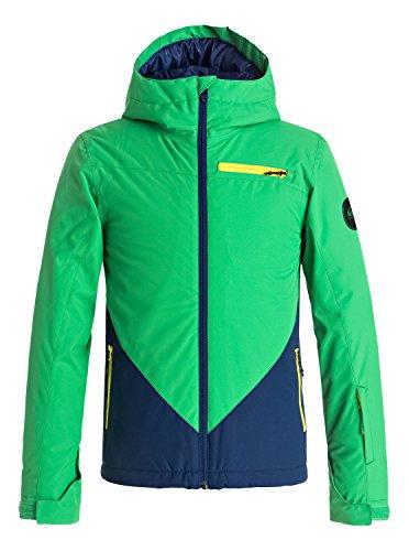 Quiksilver Suit Up - Snow Jacket for Boys 8-16 - Snow Jacke - Jungen 8-16