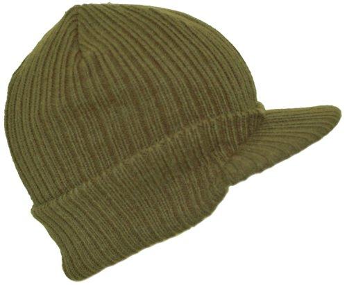Top Brand - Bonnet - Homme Vert One Size