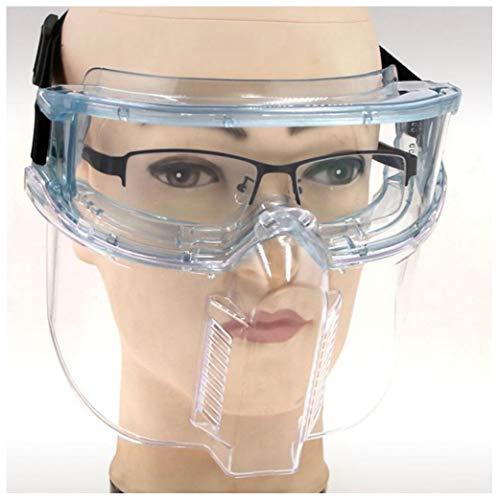 Gafas De Protección De Seguridad Con Desmontable
