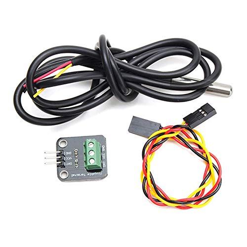 Nuevo Ds18b20 termómetro sensor de temperatura módulo de sonda para Arduino Raspberry Pi