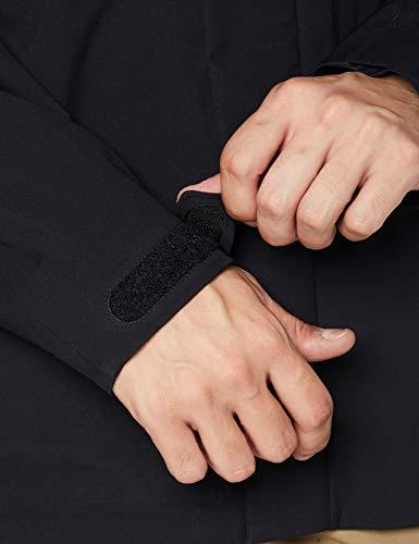 『[ヘリーハンセン] シェルジャケット コンフォートトレックレインジャケット ブラック M』の1枚目の画像