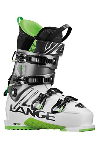 Lange heren skischoenen Xt 100 Low Volume – maat 45 (29,5 mm) – wit