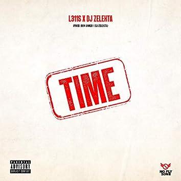 TIME (feat. DJ ZELEKTA)