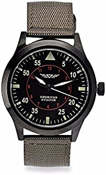 As Seen on TV American Aviator Men's Casual Watch