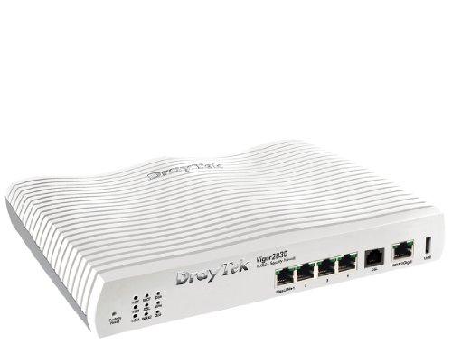 Vigor 2830 Serie ADSL Router Firewall