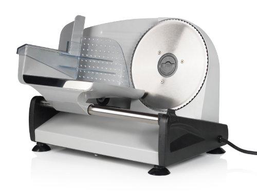 Tristar Allesschneider - mit einstellbarer Schnittstärke [0-15 mm] - [Brot- und Fleischschneider], EM-2099