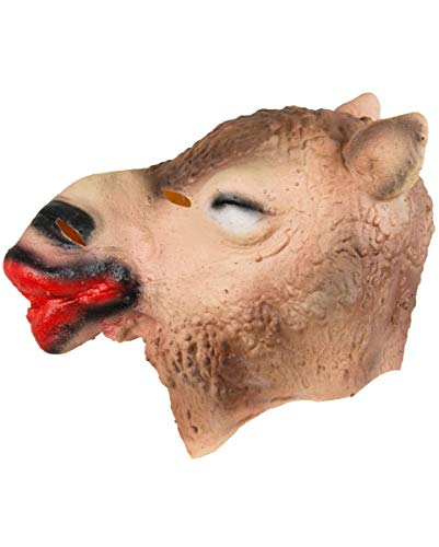 Horror-Shop Mscara de Animal de Camello
