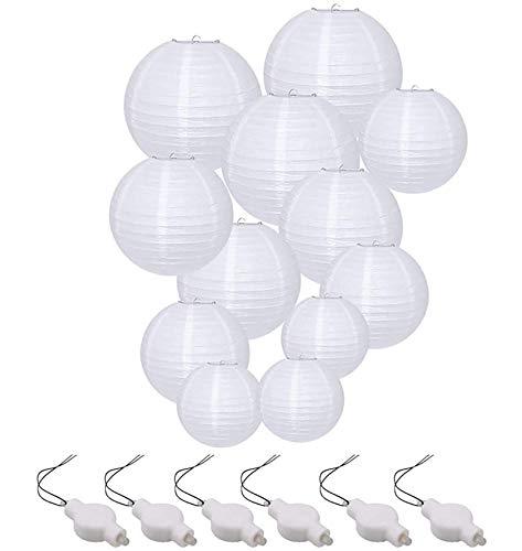 HAUSPROFI Paper Lanterns, 6