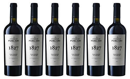 "Chateau Purcari | RARA NEAGRA DE PURCARI – Rotwein trocken aus Moldawien | Weinpaket 6 x 0.75 L + 1 Kugelschreiber ""Amigo Spirits"" gratis"