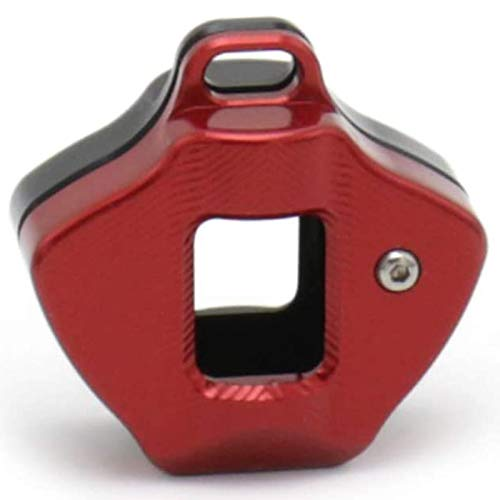 Gaoominy Cubierta de la Caja de la Llave de la Motocicleta CáScara para SV1000 SV650 V-Strom DL1000 V-Strom DL650XT DL1000XT