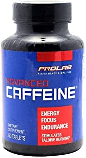 Prolab Advanced Caffeine 60 Tablets