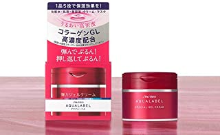 Shiseido Aqualabel Special Gel Cream with Collagen 90g Made in Japan Authentic Fast Shipping and Ship Worldwide