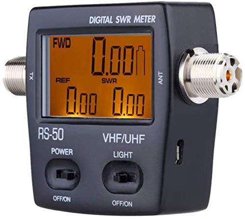 NISSEI RS-50 Feststellwellenmessgerät und Wattmeter