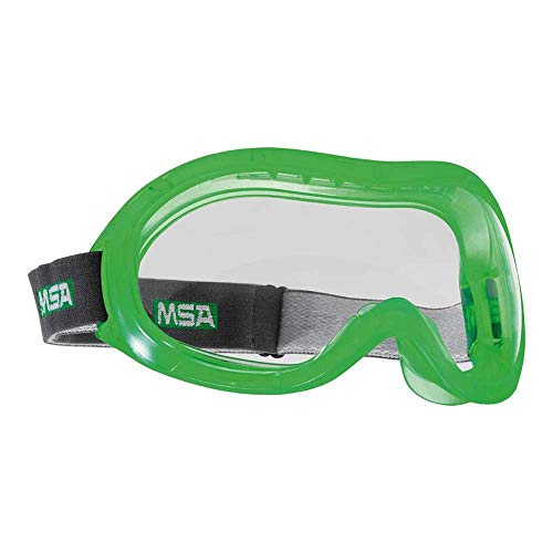 MSA Safety 10076384perspecta Giv 2300Safety Goggles, sightgard rivestimento, 6X (confezione da 6pezzi)