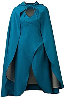 CosFantasy New Daenerys Targaryen Cosplay Costume mp003826
