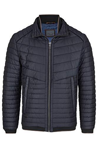 Calamar Herren Pinpoint Steppjacke Jacke, Blau (Blue/Black 40), Medium (Herstellergröße: 50)