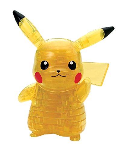 65-piece jigsaw puzzle 3D Pokemon Pikachu by Takara Tomy