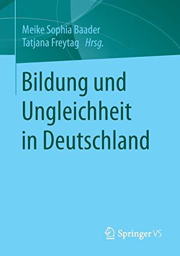 Bildung und Ungleichheit in Deutschland