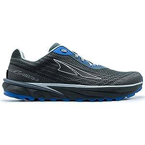ALTRA Men's AL0A4PE9 TIMP 2 Trail Running Shoe, Gray/Blue - 12 M US
