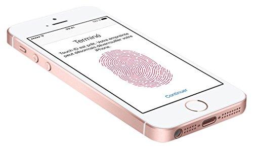 Apple iPhone SE 32GB Rose Gold (Renewed)
