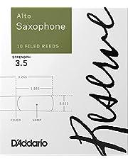 D'Addario WoodWinds ダダリオ リード アルトサックス用 RESERVE DJR1035 [硬さ:3.5] 10枚入り 【国内正規品】