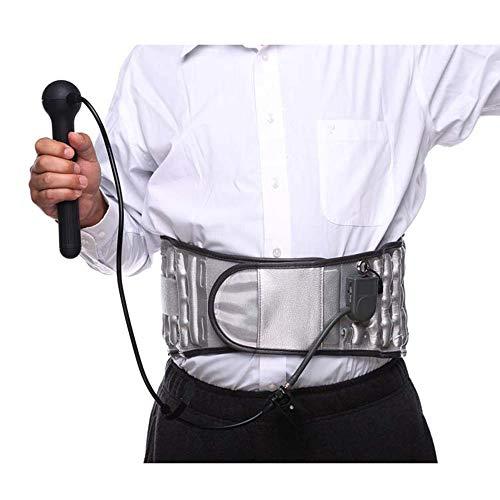 Decompression Belt,Back Support Belt,Lower Back Brace - Best for Sport or Work Related Low Back Pain - Comfortable Adjustable Lightweight Design Suitable for Men & Women.