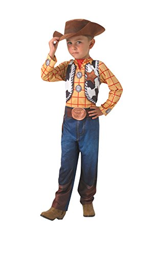 Rubie's officiële kind speelgoed verhaal Woody Fancy jurk kostuum