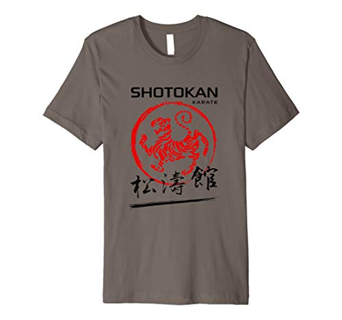 Shotokan Karate Tiger Kampfkunst T-Shirt