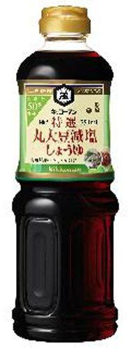キッコーマン 特選丸大豆減塩 750mL
