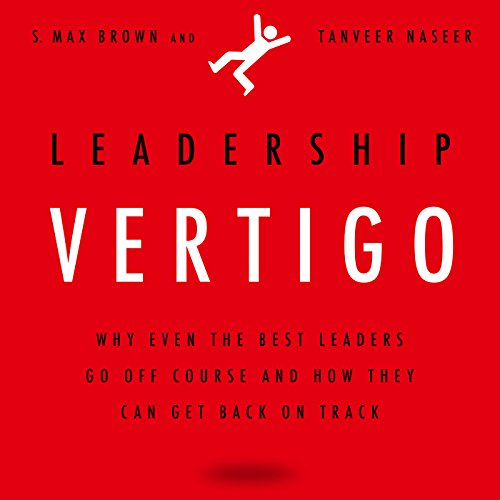 Leadership Vertigo audiobook cover art