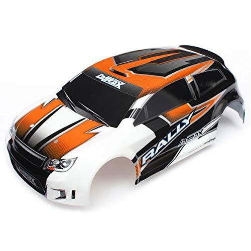 Traxxas Karosserie LaTrax Rally Orange