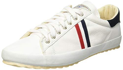 El Ganso 4110ATEMP170001, Zapatillas para Hombre, Blanco, 41 EU