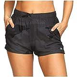 RVCA(ルーカ) ボトムス カジュアルパンツ RVCA Yogger Stretch Shorts - Women's Camo レディース [並行輸入品]
